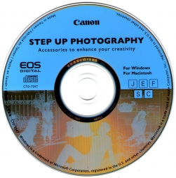 Canon - Step up photography
