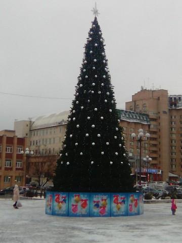 Ёлка в Наро-Фоминске