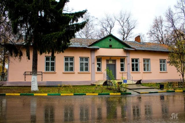 ДК Петровское