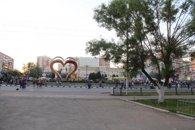 Наро-Фоминск гуляет