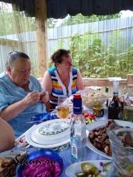 День Рождение бабушки
