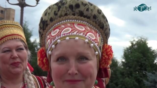 """Ансамбль русской песни народный коллектив """"Сударушка"""""""