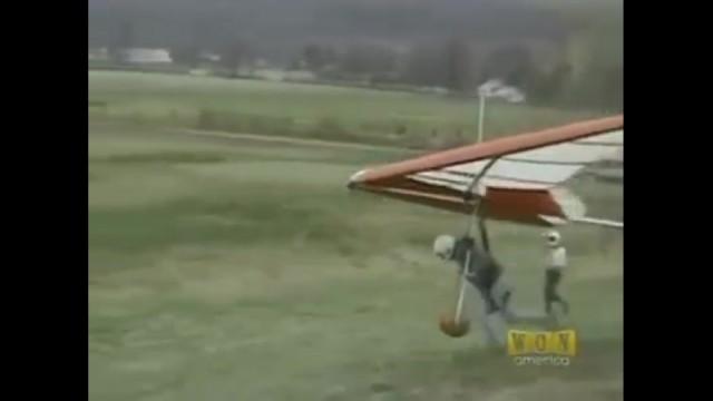 нарезка невероятных случаев на летательных аппаратах