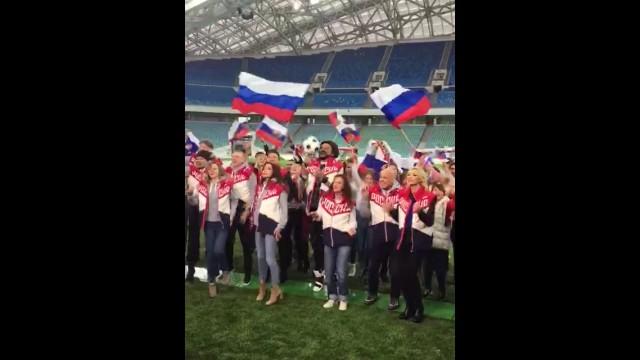 Филипп Киркоров исполнит гимн ЧМ-2018!