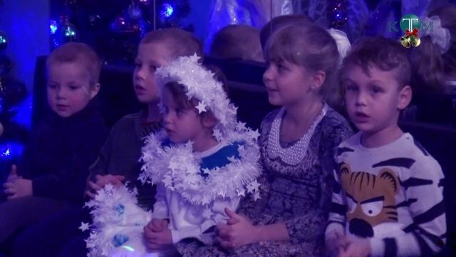 Новый год в ДК Петровское